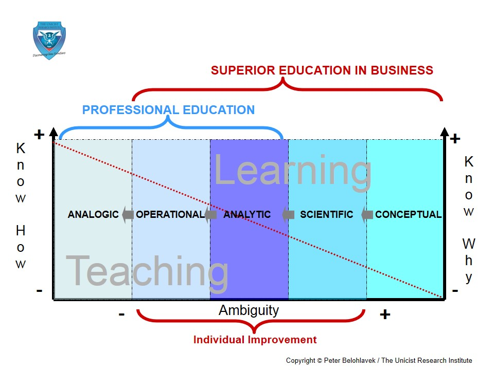 Superior Education in Business