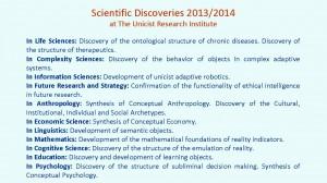 discoveries-unicist-2013-2014