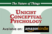 Unicist Conceptual Psychology