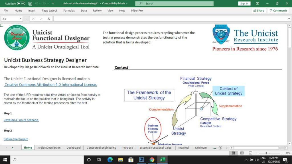 Unicist Functional Designer